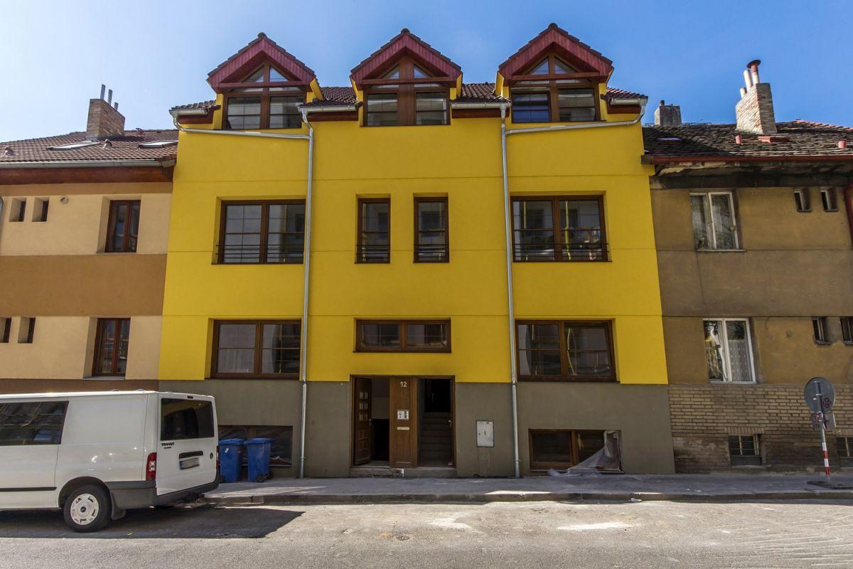 Financování projektu Chmelnice